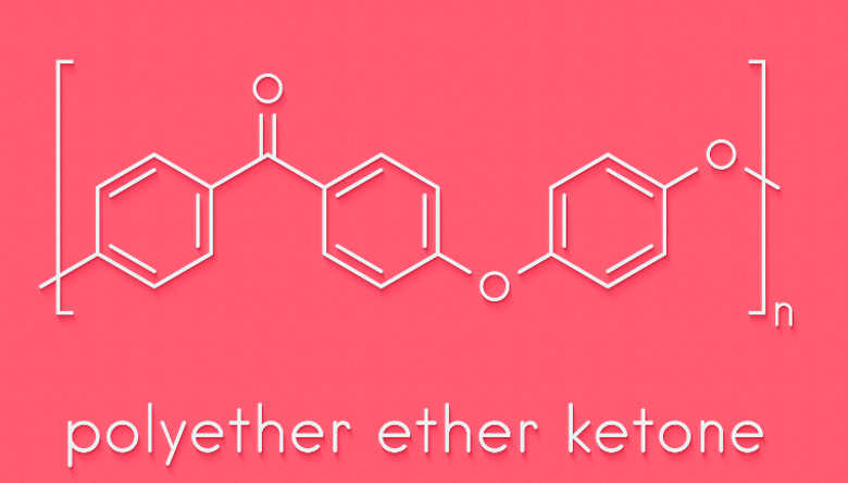Formation du biofilm sur les surfaces en polyétheréthercétone (PEEK) et les surfaces en titane