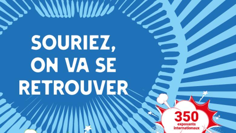 Venez sur Paris pour participer à l'ADF : Souriez, on va se retrouver !